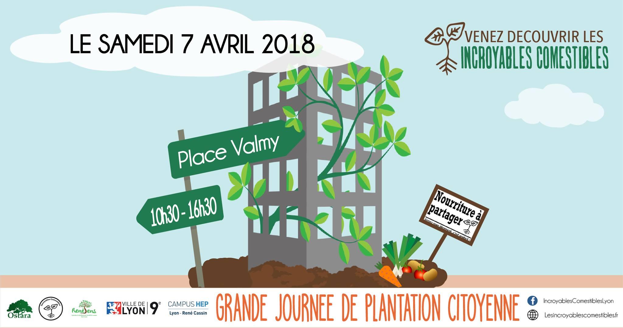 Grande journée de plantation citoyenne à Valmy