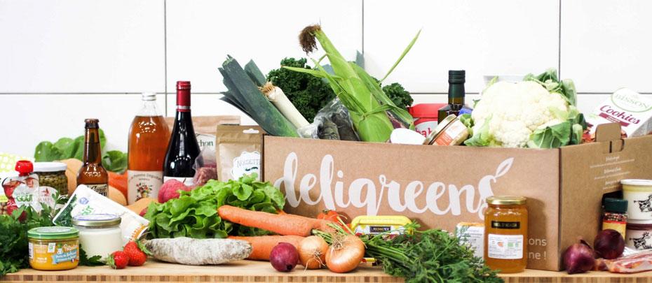 deligreens Où prendre ses paniers de fruits et légumes locaux, bio et de saison à Vaise ?