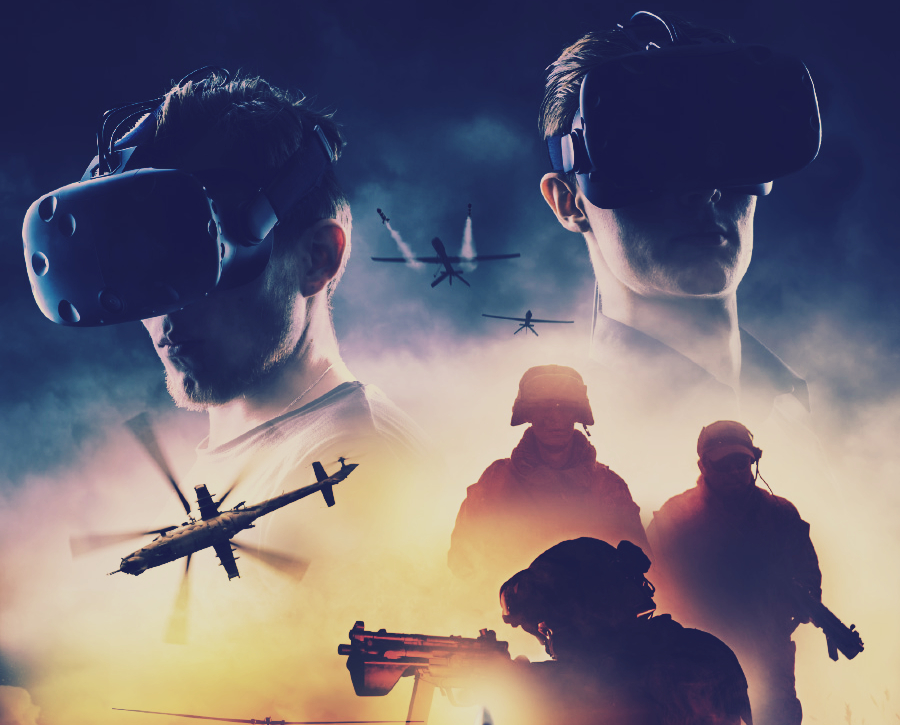 CONCOURS I-Way : testez le nouveau scénario de réalité virtuelle Black Space