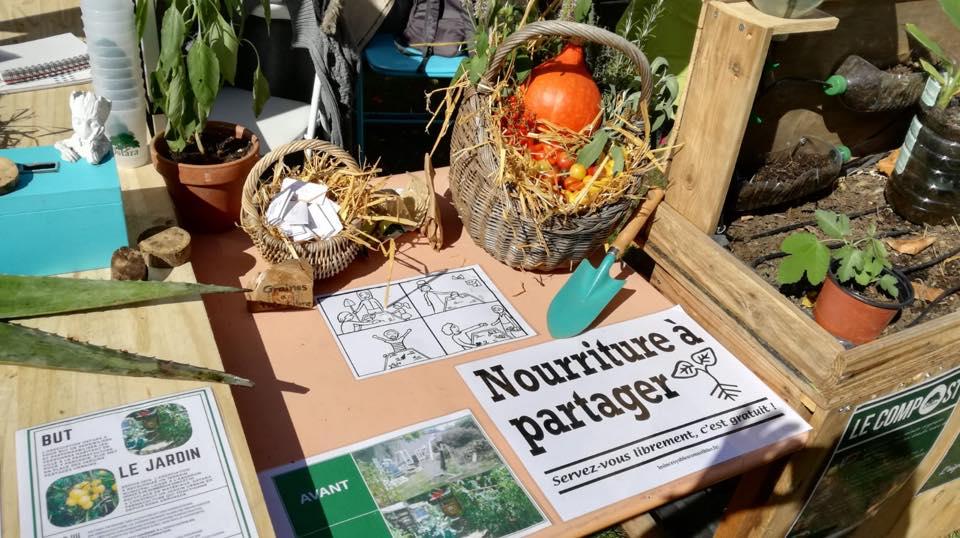 Les Incroyables Comestibles : des potagers en libre-service à Vaise