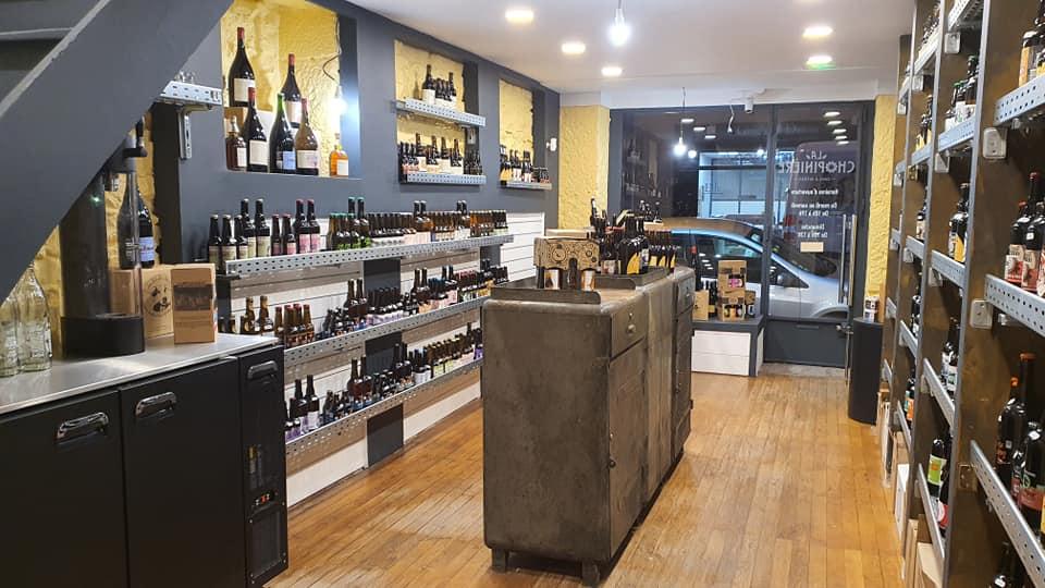 La Chopinière : une nouvelle cave à bière à Vaise