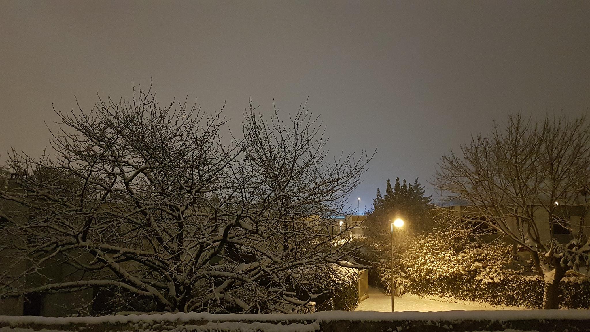 Lyon 9 sous la neige : une sélection de photos du quartier