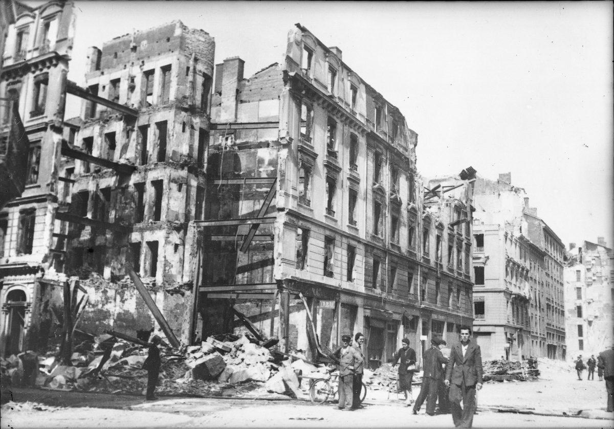 Déminage Obus dans le quartier de Vaise : opération de mise en sécurité et un peu d'Histoire